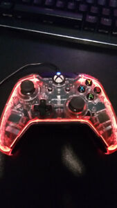 XBox One Afterglow Prismatic Scuf Controller