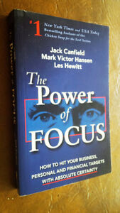 The Power of Focus, Canfield, Hansen, Hewitt