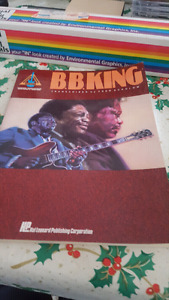 BB KING TRANSCRIPTS