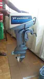 1982  Evinrude outboard Motor for sale.