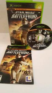 Star Wars Battlefront Xbox