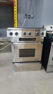 Dacor Stainless Steel Combo