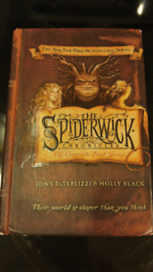 The Spiderwick Chronicles The Complete First Serial (Hard Cover)