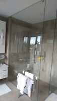 Frameless Showers, Custome Mirrors and Much More.