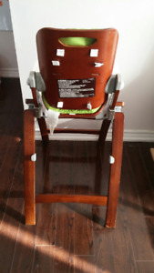 Baby/Tolder High Chair - Summer Bentwood - like new