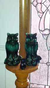 BLUE MOUNTAIN POTTERY (BMP) OWL 10 in - very rare