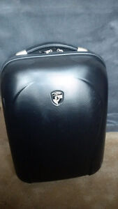 HEYS Carry-on Suitcase - Black