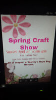 Marley's hope craft show