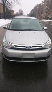 Ford focus 2008 low millage