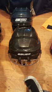 Adult Hockey Helmets with Visors
