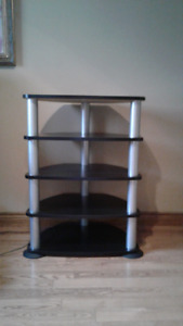 OFFICE/AUDIO/VIDEO/GAMING 5 SHELF UNIT
