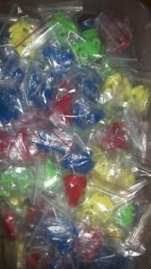 Party Favors Loot Bags school dental birthday Stretchy Frogs