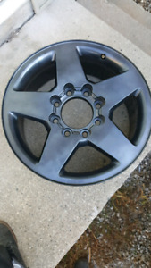 Rims with adapters