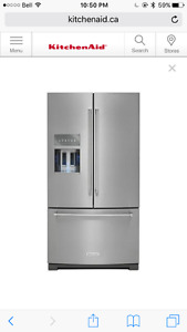 BRAND NEW Kitchenaid Fridge