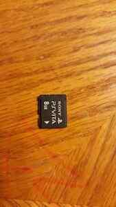 8gb ps vita memory card