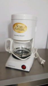 New Five Cups Coffee Maker