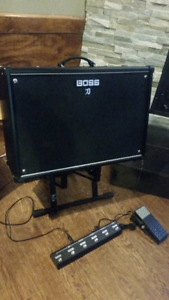 Boss Katana 100w 2x12 with Pedals