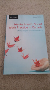 Social work text books bsw kings  London Ontario image 3