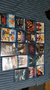 93 dvd movies for sale $175 obo