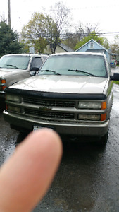 1999 chevy tahoe Z71 Edition
