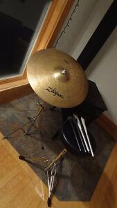 "zildjian 20"" ride cymbal St. John's Newfoundland image 1"