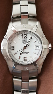 MENS TAG HEUER PROFESSIONAL *EXCLUSIVE 2000 SERIES* 100% AUTH.
