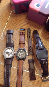 Brand new fossil watches. Mens