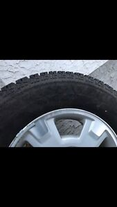 Arctic claw winter tires with rims  Strathcona County Edmonton Area image 2