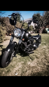 2005 custom rebuilt from top to bottom Harley Davidson EVO
