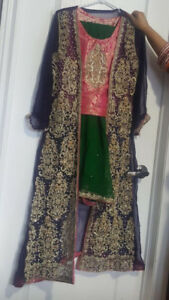 NEW mint condition Pakistani/Indian Dress/Suit