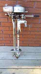 1939 Elto Pal 1hp outboard motor model 4266