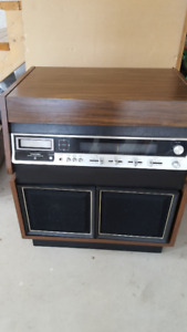Toshiba stereo system with 8 track