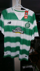 Brand new dry fit Celtic FC soccer jersey