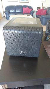 Custom Built Mini Cube PC