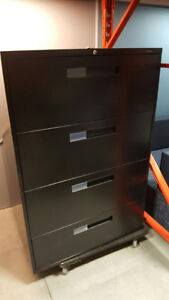 4 Drawer Lateral Filing Cabinets - $279