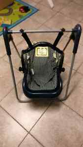 Toy baby swing /carseat