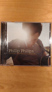 CD Philip Philips - The World From The Side Of The Moon