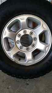 Ford f350 rims