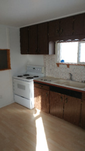 2 Bedroom House Available November 1st!