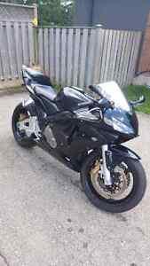 2004 Honda CBR 600RR