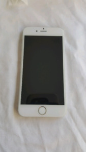 iPhone 6, 16gb, Silver/White - excellent condition