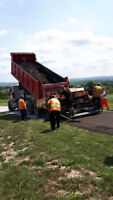 Recycled Asphalt Driveways and Parking Lots