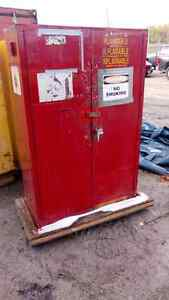Flammable Cabinet $250 Peterborough Peterborough Area image 1