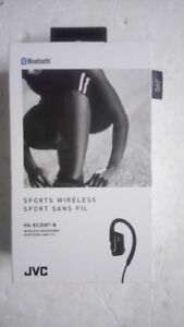 JVC Bluetooth Sports Wireless Earbuds *NEW*