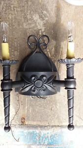 Wall sconce for sale
