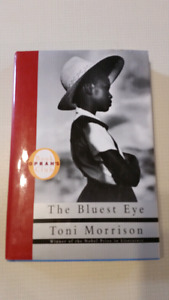 Book-The Bluest Eye by Toni Morrison