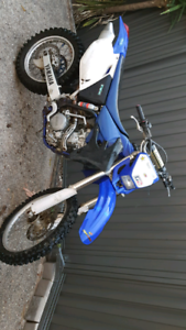 Yamaha WR 250, 2004