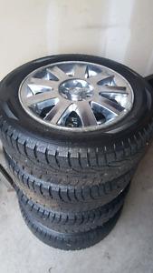 Chrysler wheels 205/60/r16