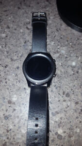 Samsung Gear S3 Classic Smartwatch with Heart Rate Monitor
