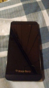 Blackberry z10 Never used must go today.